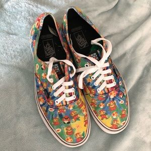 Men's Low top Vans